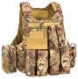 BODY ARMOR CARRIER FULL SET VEGETATO D5-BAV 06