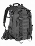 N.ER.G ICE ROCK PLUS BACK PACK 40/45 lt NERO